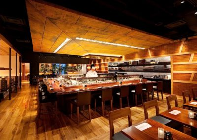 Blue Ribbon Architecture Sushi