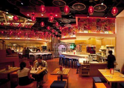 China Poblano Architecture Interior