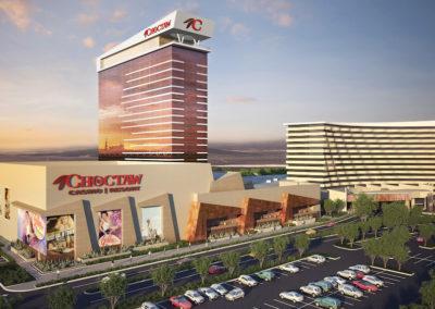 Choctaw Hotel & Casino Tower