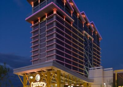 Eastside Cannery Casino Architecture