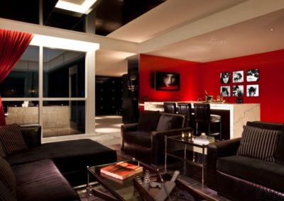 Hard Rock Architecture Las Vegas Hotel