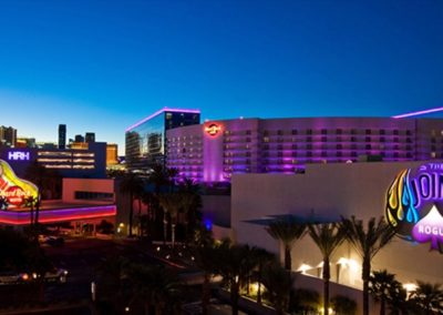 Hard Rock Las Vegas Hotel Architects