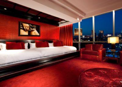 Hard Rock Las Vegas Hotel Architecture