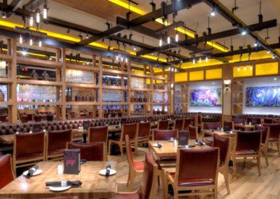 Holsteins Architecture Dining