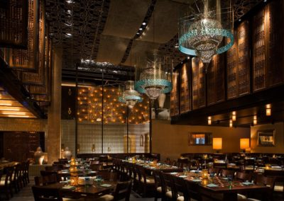Lavo Architecture Dining