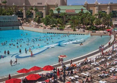 Mandalay Bay Resort & Casino Beach