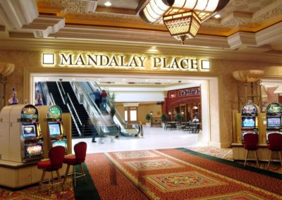 Mandalay Place Architecture