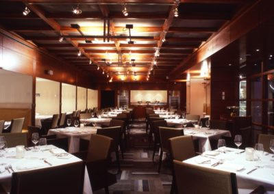 RM Seafood Architecture Dining