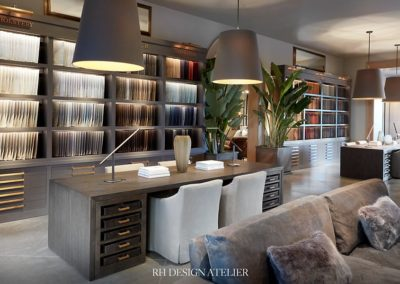 Restoration Hardware Architecture Design Center