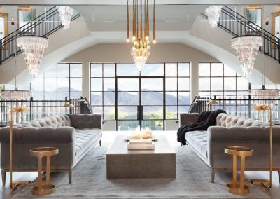 Restoration Hardware Architecture Interior