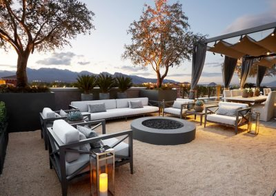 Restoration Hardware Architecture Rooftop Garden