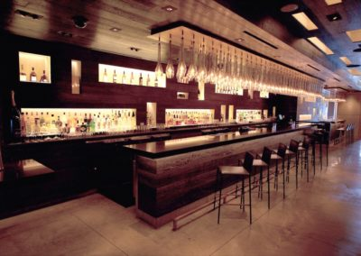 Scarpetta Architecture Interior Design Bar