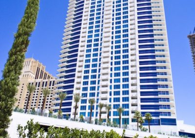 Sky Las Vegas Architecture
