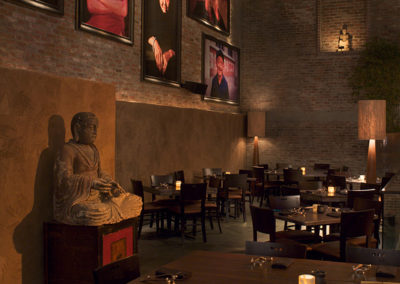 TAO Architecture Dining