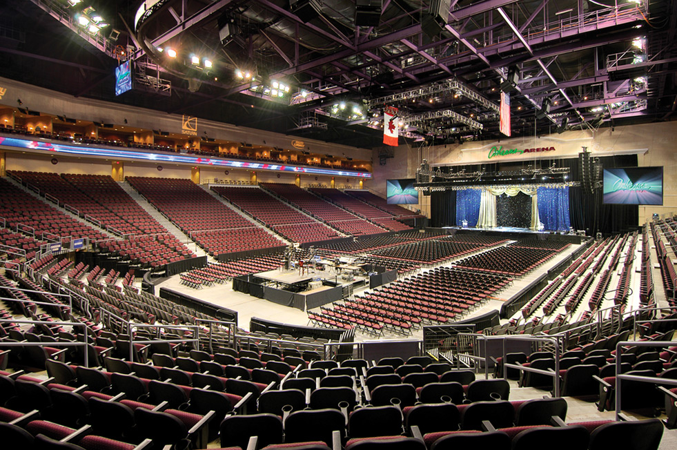 The Orleans – Arena
