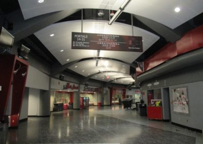 Thomas & Mack Architects Arena