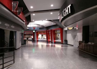 Thomas & Mack Architects Sports