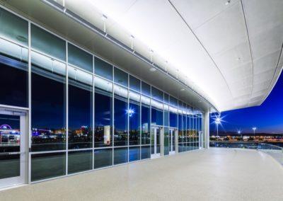 UNLV Thomas & Mack Architects Balcony West