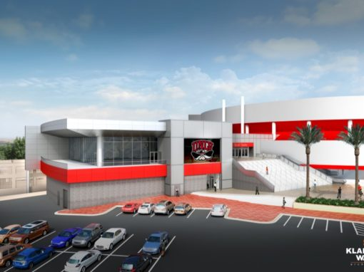 UNLV Thomas & Mack West Addition