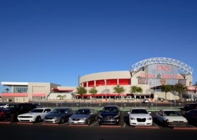 UNLV Thomas & Mack Architecture West