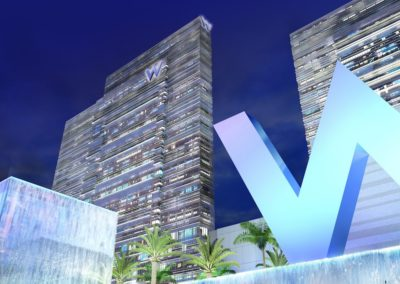 W Hotel Casino Logo