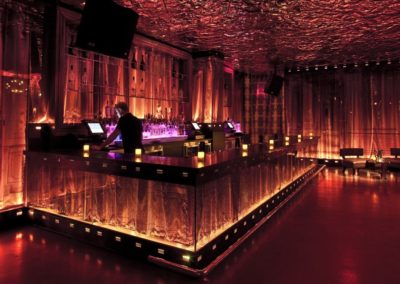 Club Vanity Architect Design