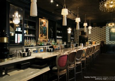 BLVD Cocktail Architecture