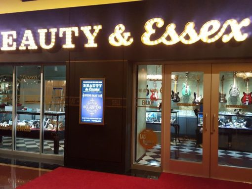 Beauty & Essex at the Cosmopolitan