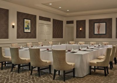 Four Seasons Meeting Room