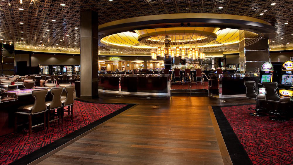 Hard Rock Center Bar