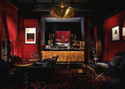 Joel Robuchon Architecture Bar