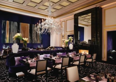 Joel Robuchon Architecture Dining