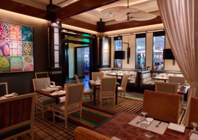 Redwood Grille Design Architects