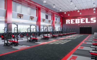 Take a look inside UNLV's Fertitta Football Complex — VIDEO