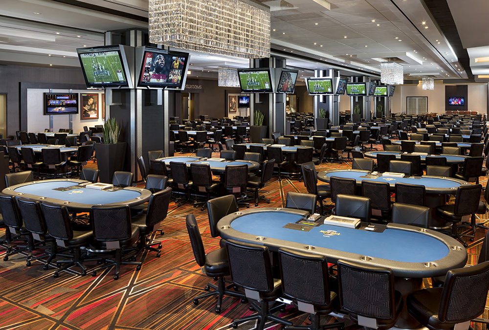 Poker and VIP Slots at Seminole Hard Rock Tampa