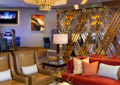 Hard Rock Tampa VIP Slots Chandelier and Lounge by Rob-Harris