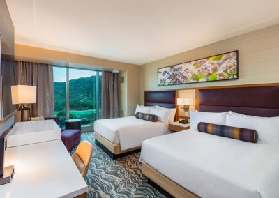 Pechanga Resort Deluxe Room 2 Queens