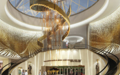 Klai Juba Wald Interiors – Seminole Hard Rock Hotel & Casino Tampa Expansion (Indian Gaming Northwest Indian Gaming Show Issue June 2018)