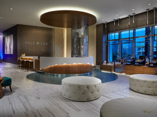 Rock Spa & Salon at Hard Rock Hotel & Casino Tampa Florida